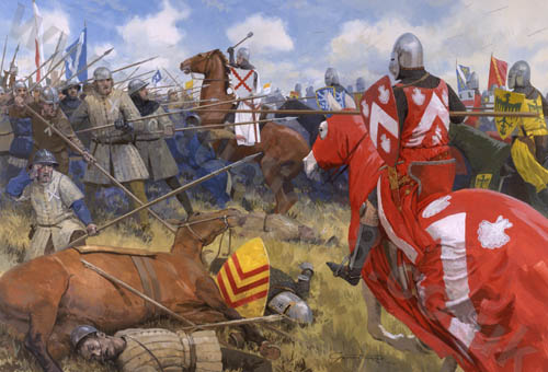 битва при Бэннокберне