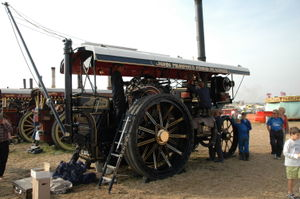 Durnovaria Steam Fair