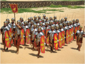 did the romans civilise britain The written history of britain really began in 55 bc when julius caesar led an expedition there caesar returned in 54 bc both times he defeated the celts but he did not stay both times the romans withdrew after the celts agreed to pay annual tribute the romans invaded britain again in 43 ad.